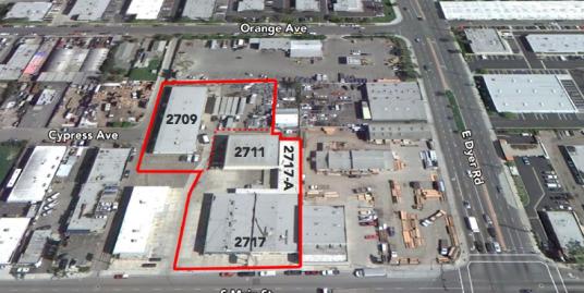 2709-2717 S Main St, Santa Ana, CA 92707