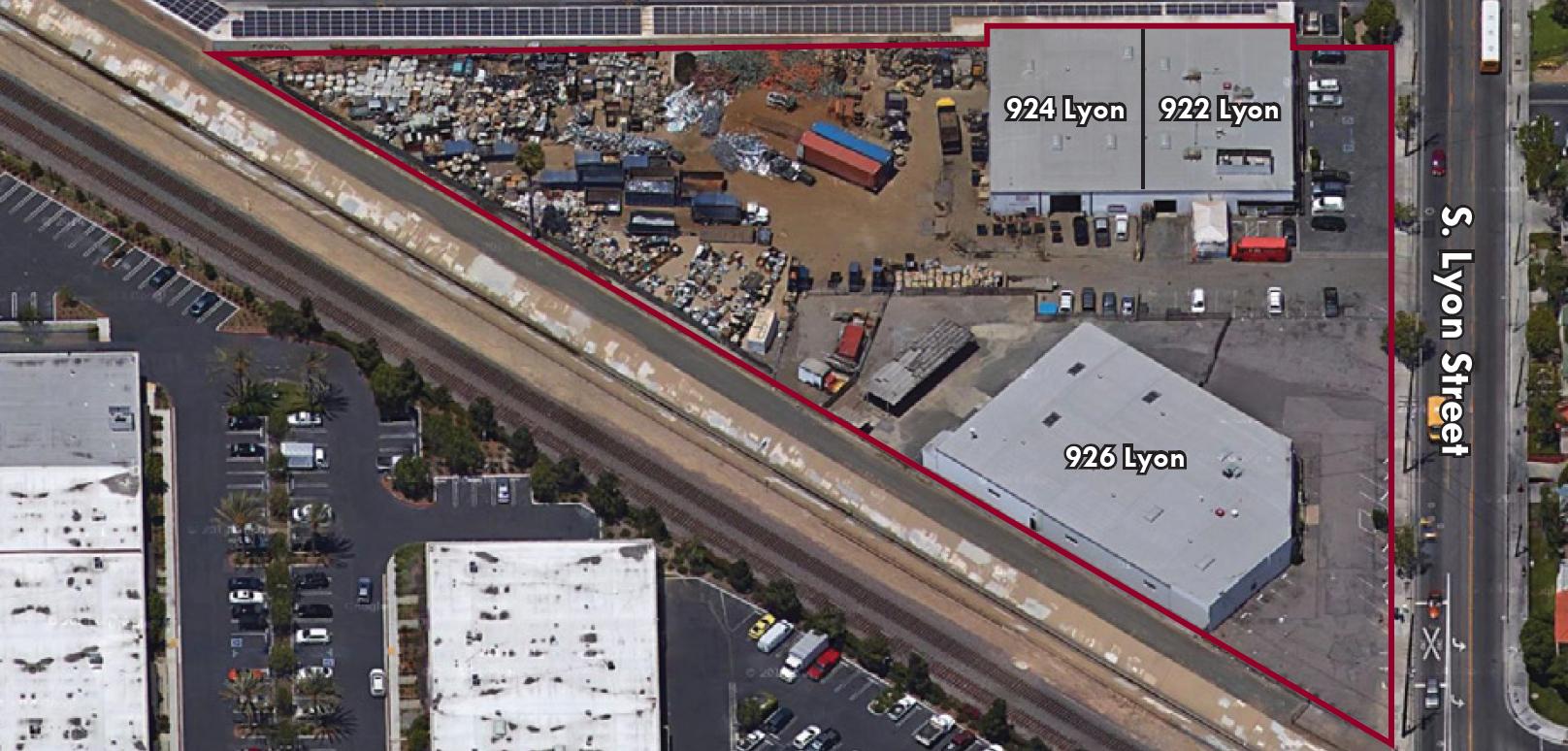 922-926 S Lyon St, Santa Ana, CA